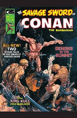 Savage Sword Of Conan (1974-1995) #3