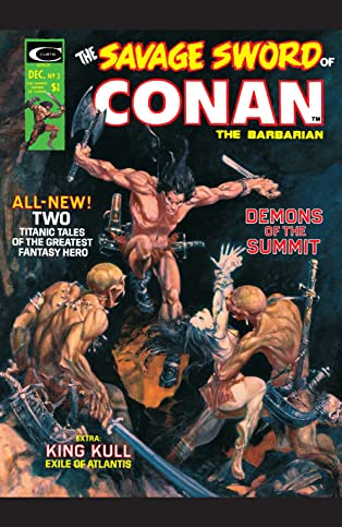 Savage Sword Of Conan (1974-1995) #3