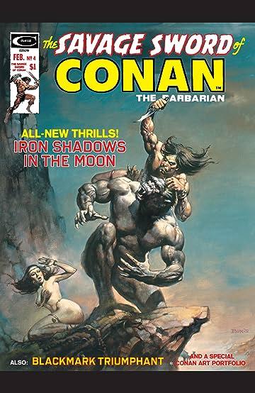Savage Sword Of Conan (1974-1995) #4