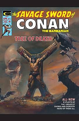 Savage Sword Of Conan (1974-1995) #5