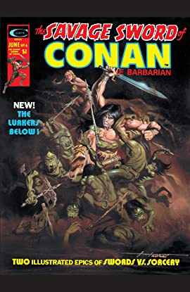 Savage Sword Of Conan (1974-1995) #6
