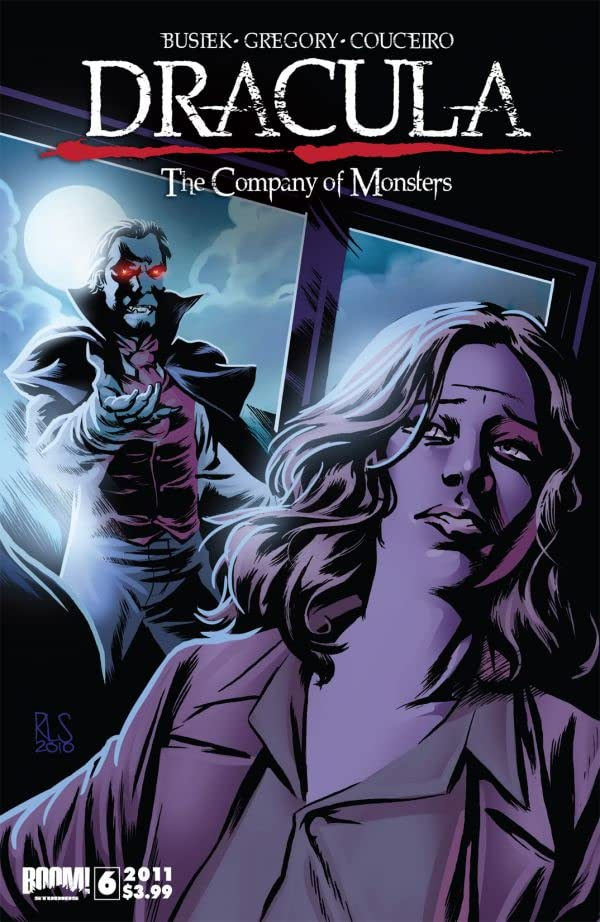 Dracula: The Company of Monsters #6
