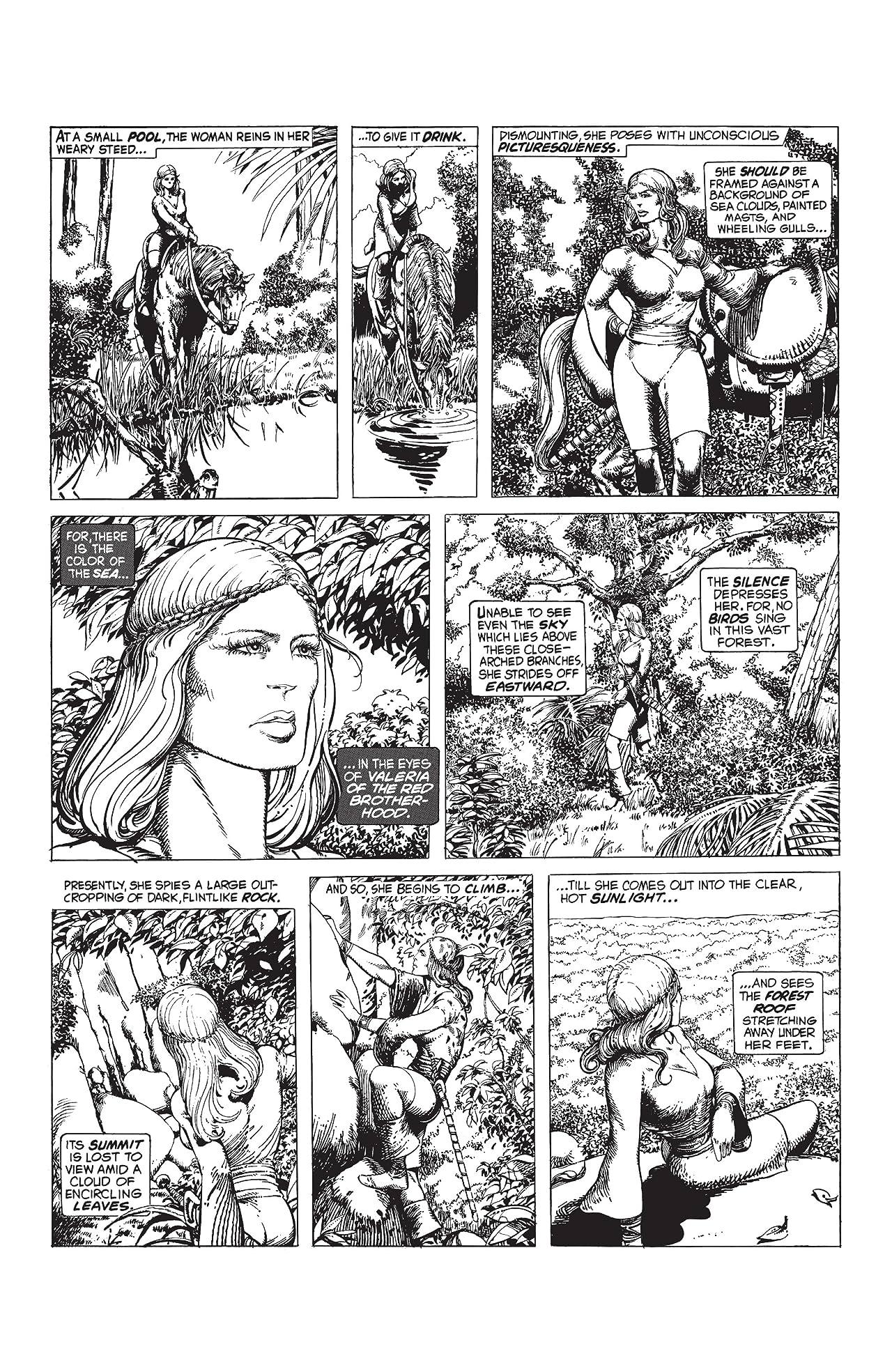 Savage Tales (1971-1975) #2