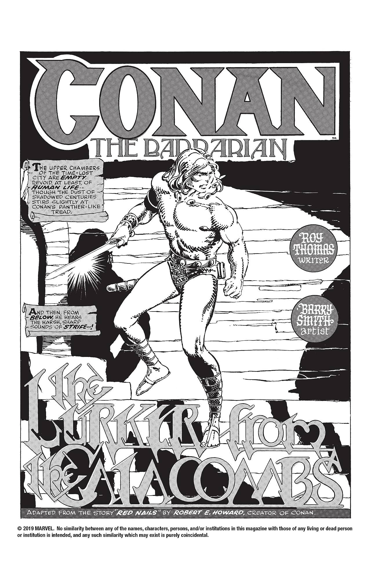 Savage Tales (1971-1975) #3