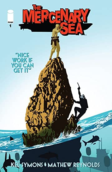 The Mercenary Sea #1