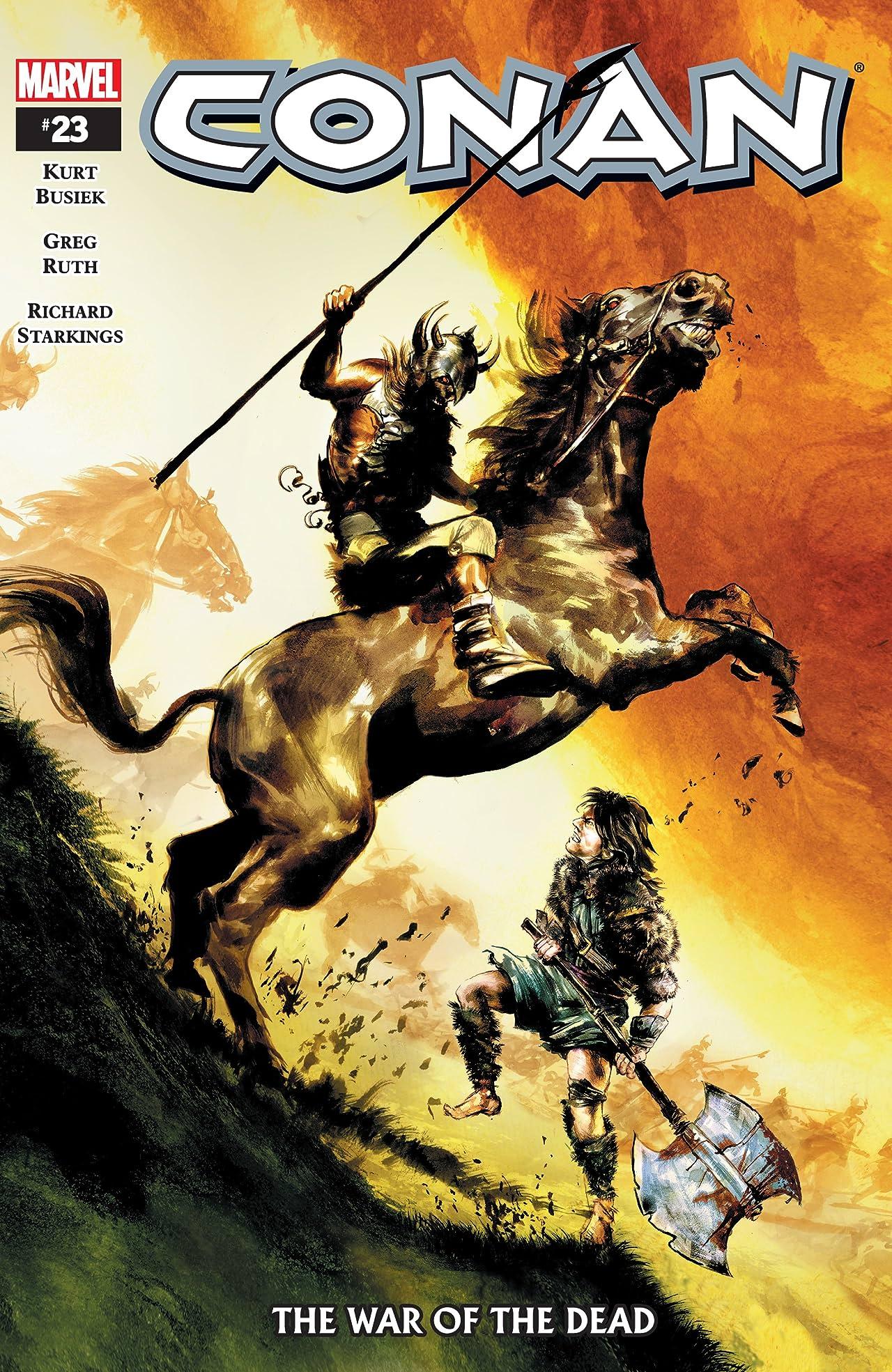 Conan (2004-2008) #23