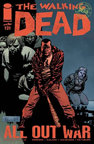 The Walking Dead No.121