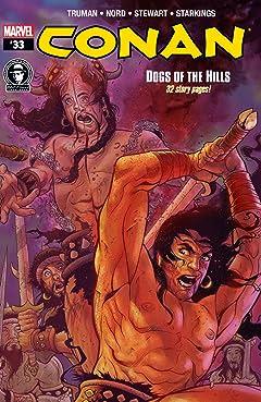 Conan (2004-2008) #33