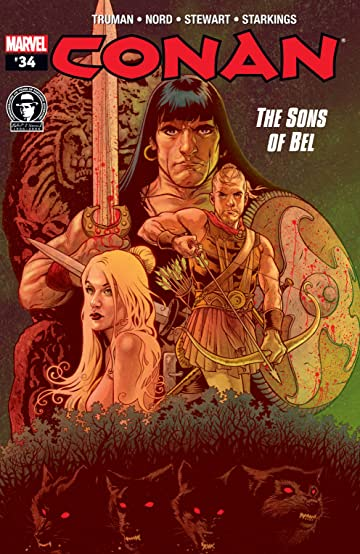Conan (2004-2008) #34