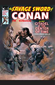 Savage Sword Of Conan (1974-1995) #7