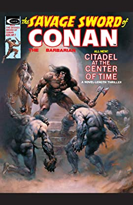 Savage Sword Of Conan (1974-1995) #7