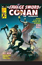 Savage Sword Of Conan (1974-1995) #9