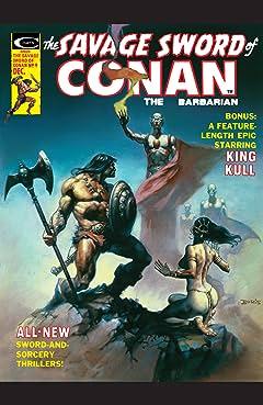 Savage Sword Of Conan (1974-1995) #9