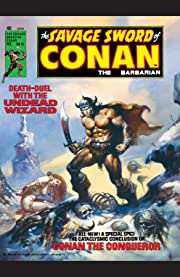 Savage Sword Of Conan (1974-1995) #10