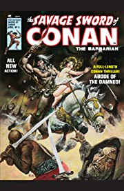 Savage Sword Of Conan (1974-1995) #11