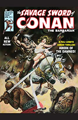 Savage Sword Of Conan (1974-1995) #11
