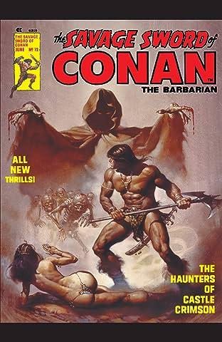 Savage Sword Of Conan (1974-1995) #12