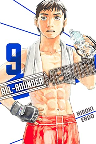 All-Rounder Meguru Tome 9