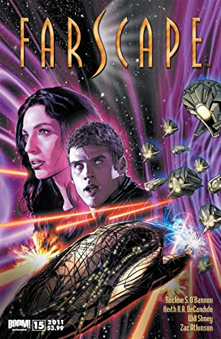 Farscape Vol. 4: Ongoing #15
