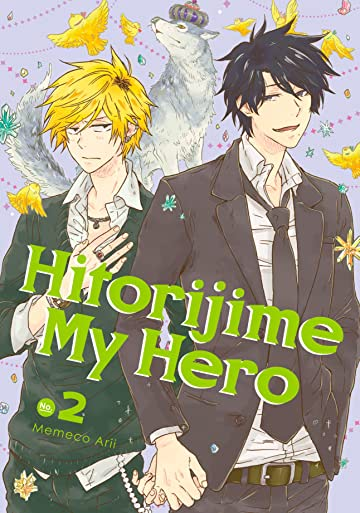 Hitorijime My Hero Vol. 2