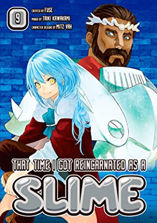 That Time I Got Reincarnated As A Slime Tome 9