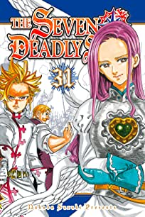 The Seven Deadly Sins Vol. 31