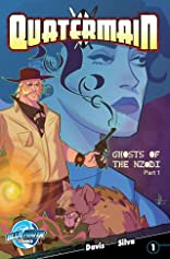 Quatermain #1: Ghosts of the Nzadi