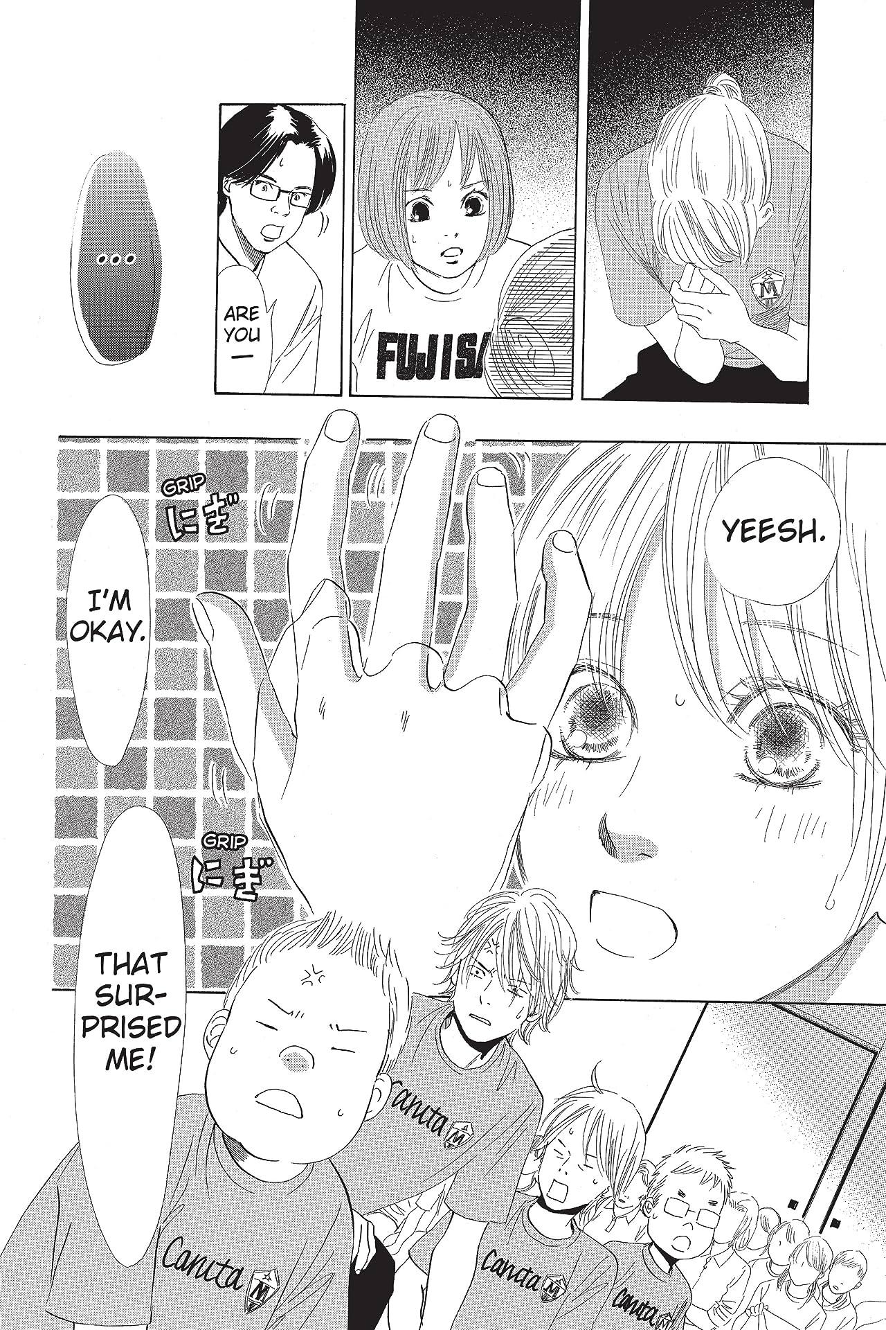 Chihayafuru Vol. 15