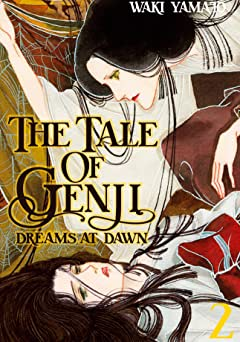 The Tale of Genji: Dreams at Dawn Vol. 2