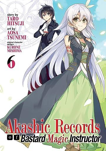 Akashic Records of Bastard Magic Instructor Tome 6