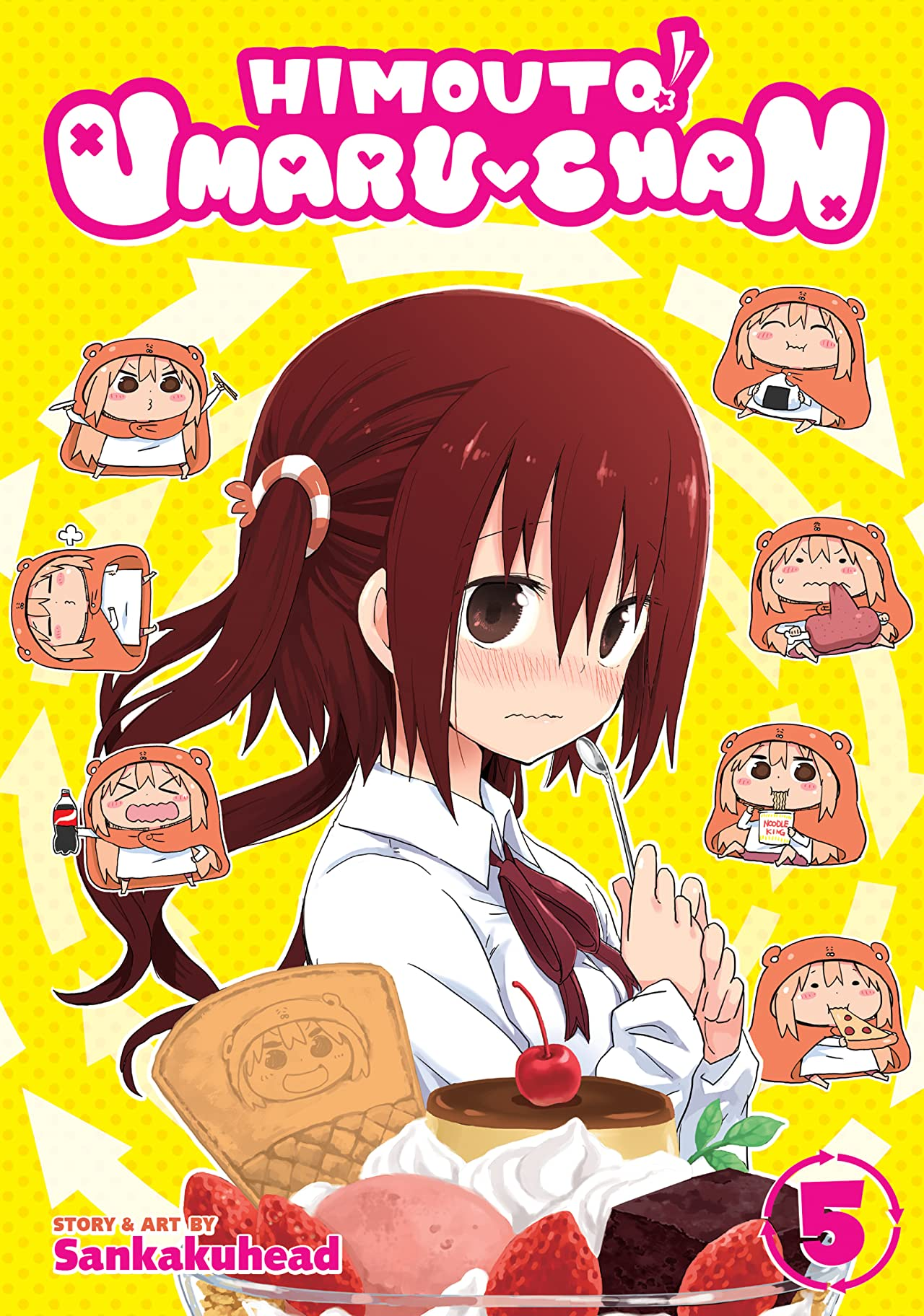 Himouto! Umaru-chan Vol. 5
