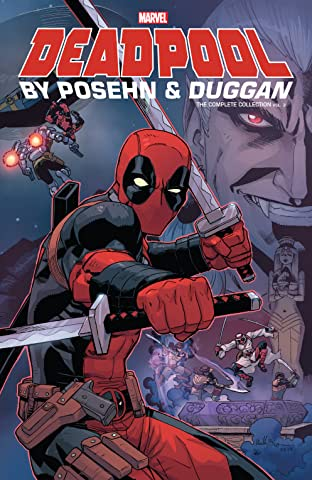 Deadpool by Posehn & Duggan: The Complete Collection Tome 2