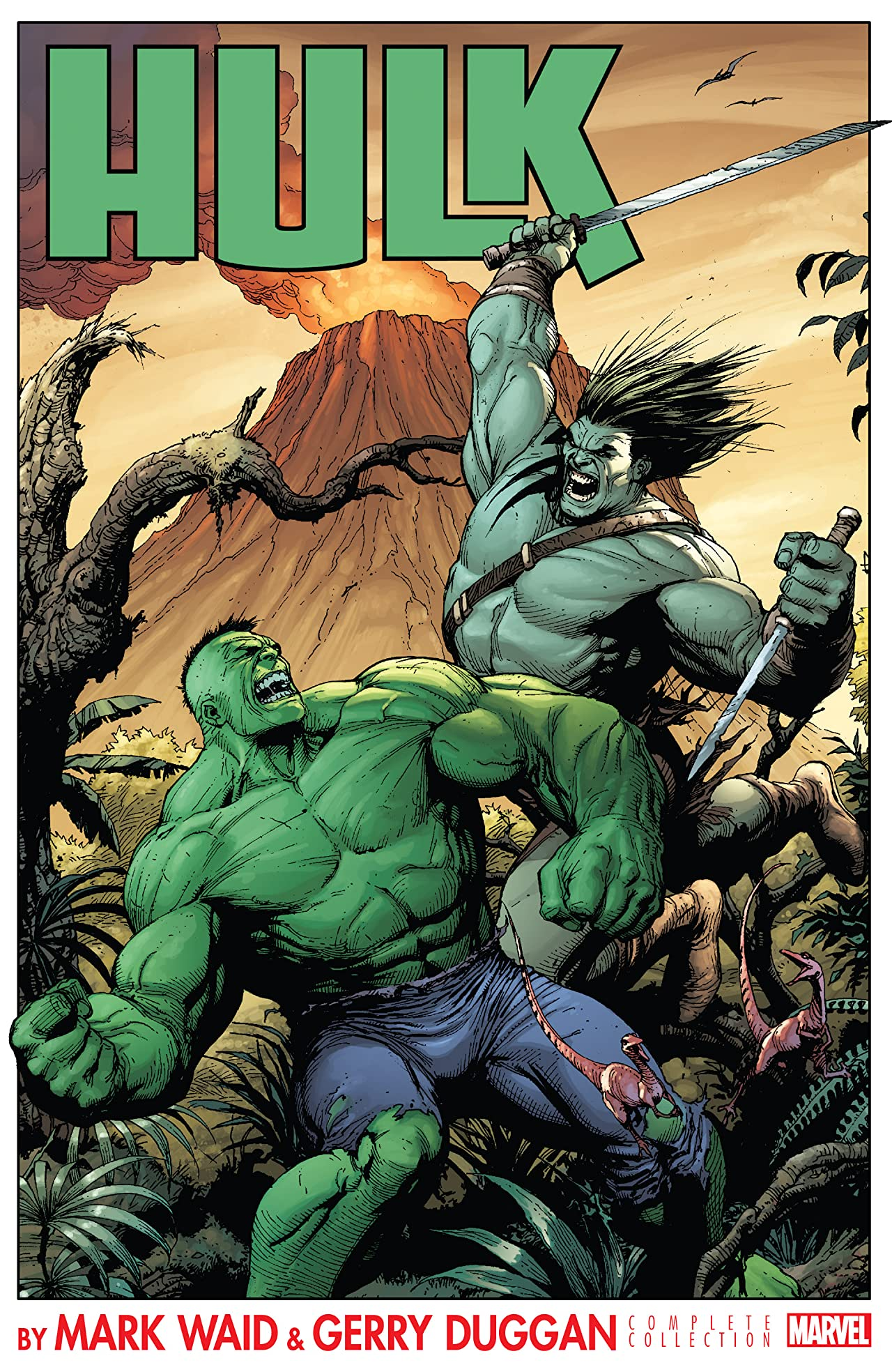 Hulk by Waid and Duggan: The Complete Collection