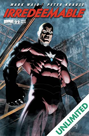 Irredeemable #22