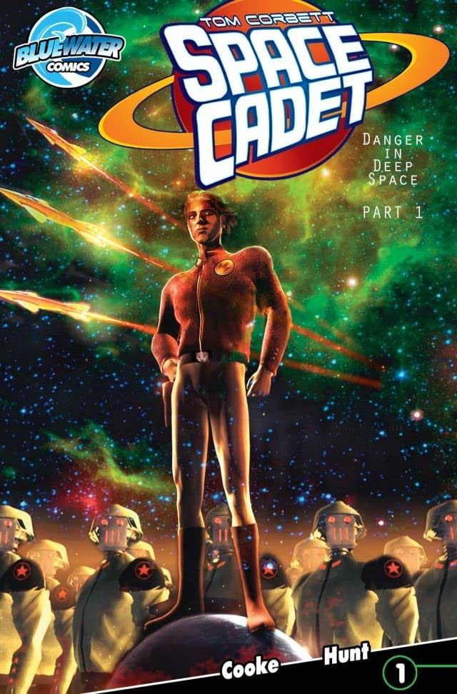 Tom Corbett: Space Cadet: Danger in Deep Space #1