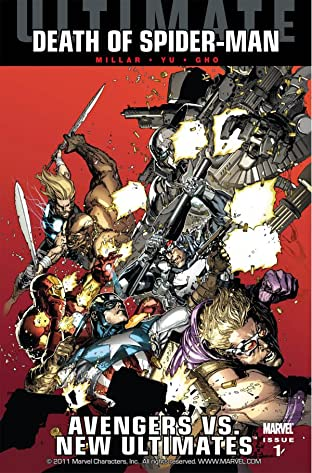 Ultimate Comics Avengers vs. New Ultimates #1 (of 6)