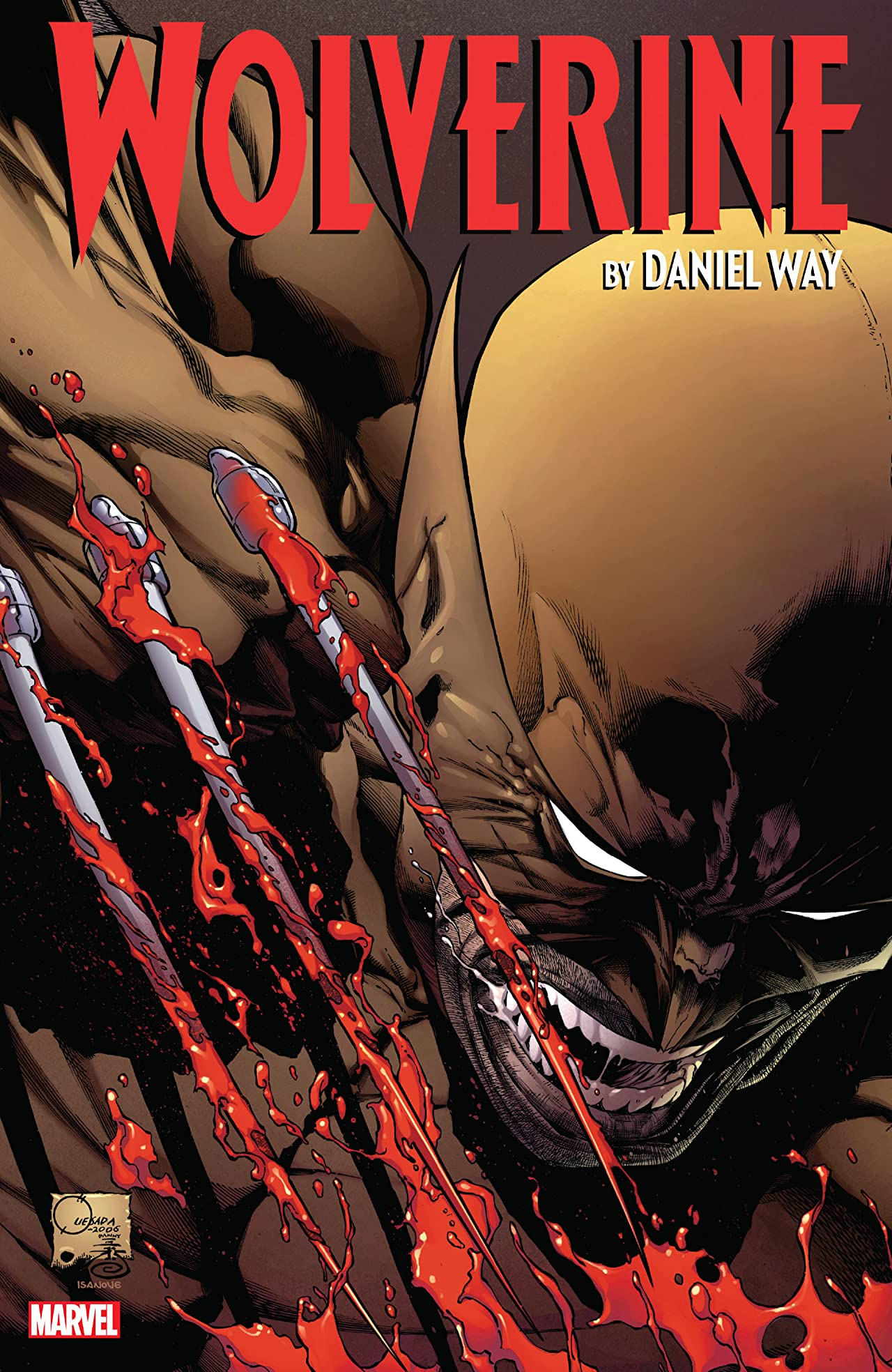 Wolverine by Daniel Way: The Complete Collection Tome 2
