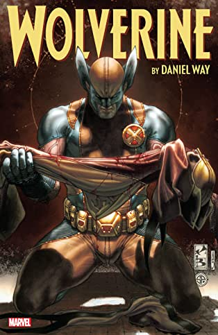 Wolverine by Daniel Way: The Complete Collection Vol. 4