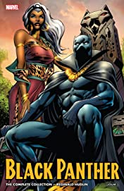 Black Panther by Reginald Hudlin: The Complete Collection Tome 3
