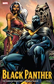 Black Panther by Reginald Hudlin: The Complete Collection Vol. 3