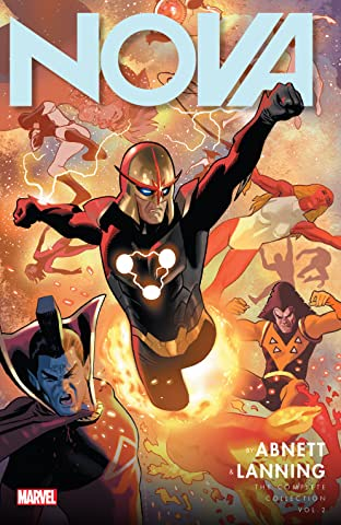 Nova by Abnett & Lanning: The Complete Collection Tome 2
