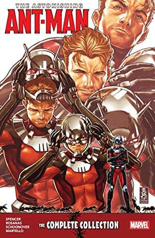 Astonishing Ant-Man: The Complete Collection
