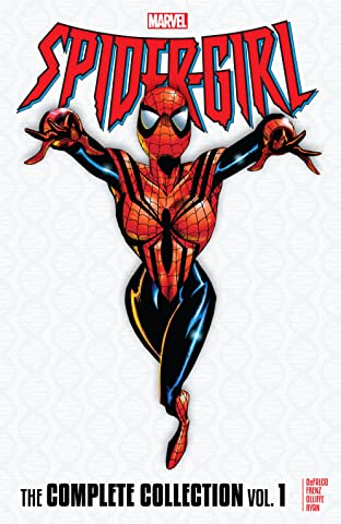 Spider-Girl: The Complete Collection Tome 1