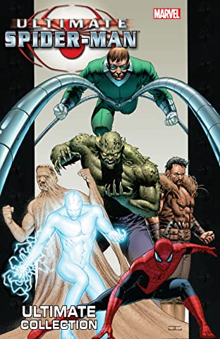 Ultimate Spider-Man: Ultimate Collection Tome 5