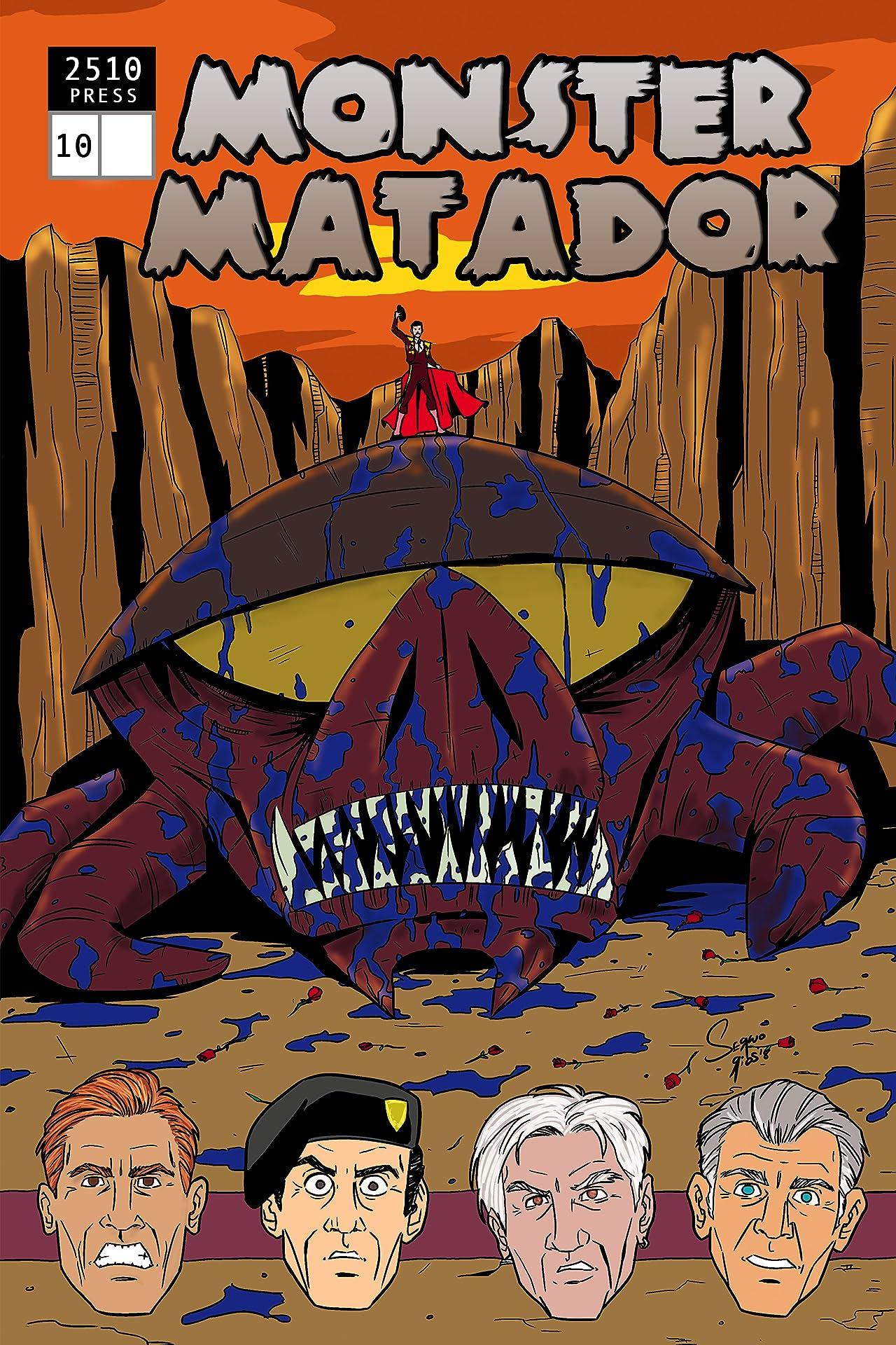 Monster Matador #10