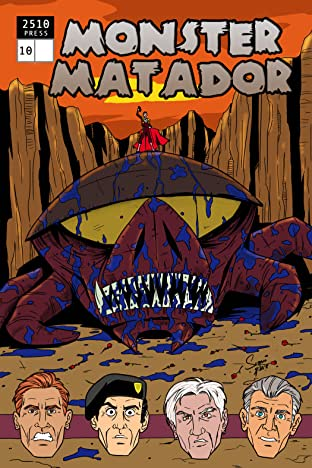 Monster Matador No.10