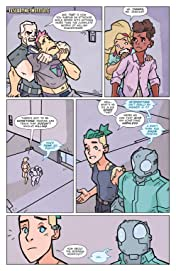 Atomic Robo and the Dawn of a New Era #4