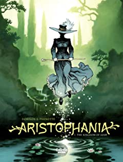 Aristophania Tome 1: The Kingdom of Azur