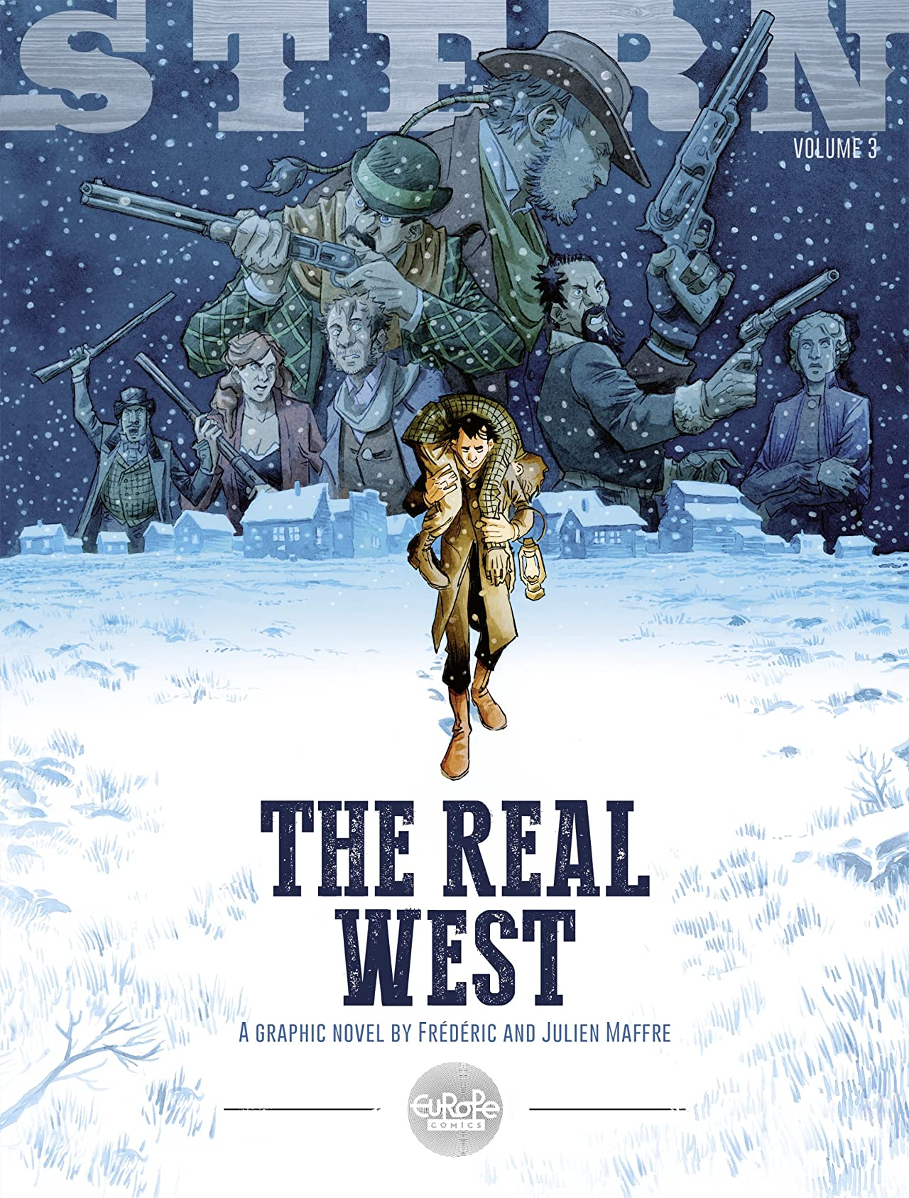 Stern Vol. 3: The Real West