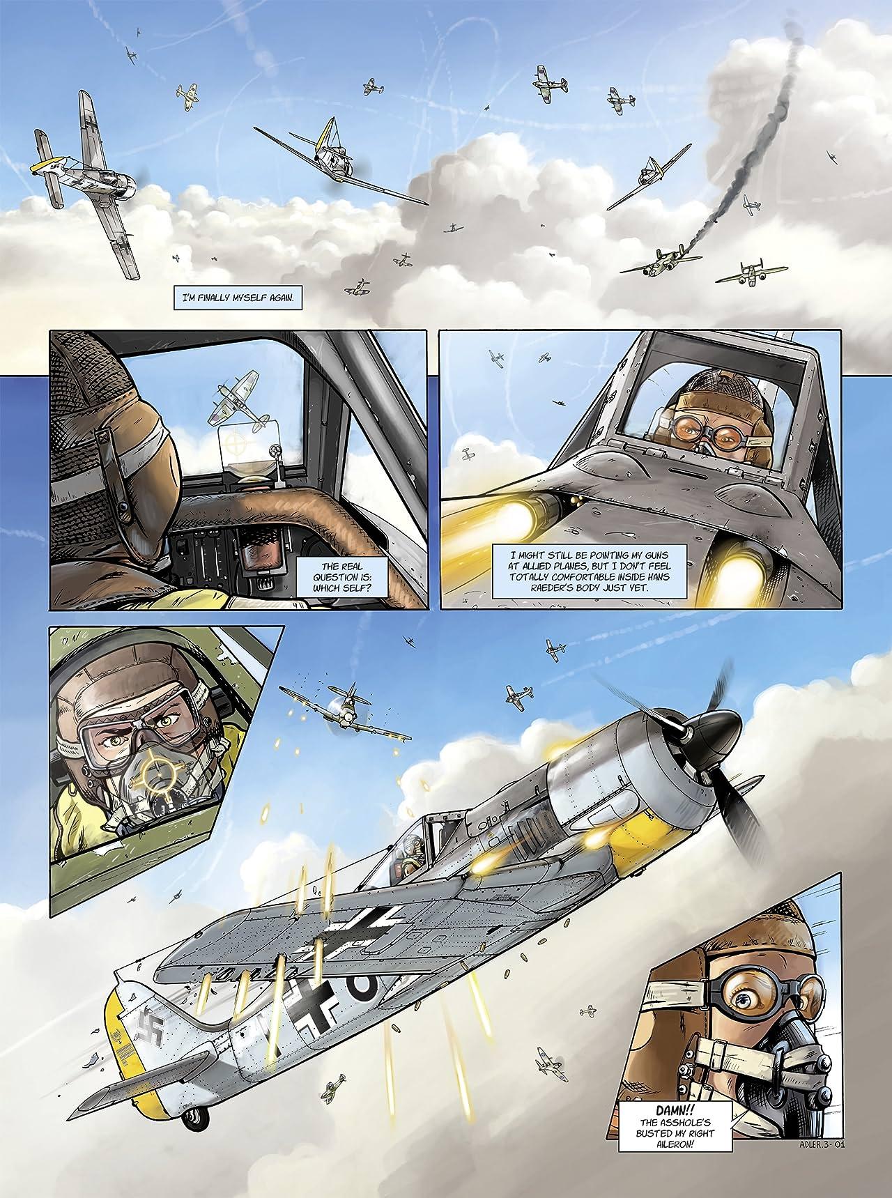 Wings of War Adler Vol. 3: You or Me